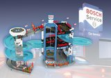 Bosch Garage (3-decks, toren + 2 autos)_