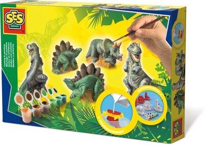 Ses Gieten En Schilderen - Dino'S