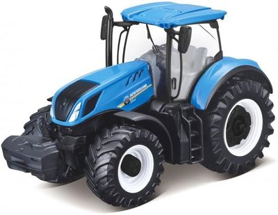 Bburago Tractor : New Holland