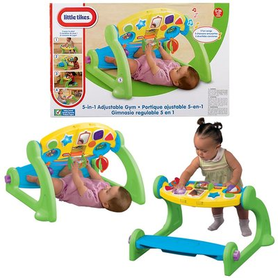 Little Tikes 5In1 Growing Gym