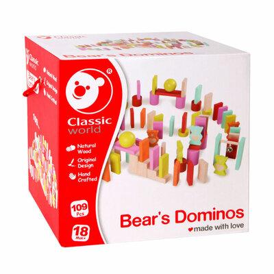 Classic World Beren Domino, 109Dlg.