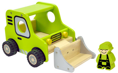 I'm Toy Bulldozer 16 x 21 x 12,5 cm