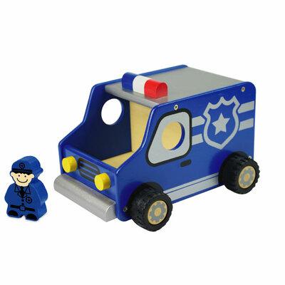 I'm Toy Politieauto 16 x 20,5 x 14 cm