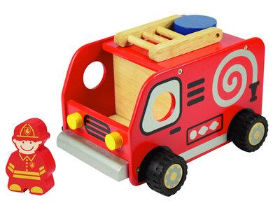 I'm Toy Brandweerauto 16 x 20,5 x 14 cm