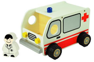 I'm Toy Ambulance 16 x 20,5 x 14 cm