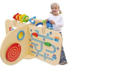 I'm Toy Groot speel activity 120 x 120 x 78 cm