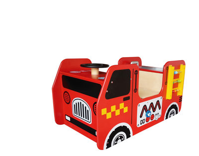 I'm Toy Activity brandweer 120 x 60 x 69,5 cm
