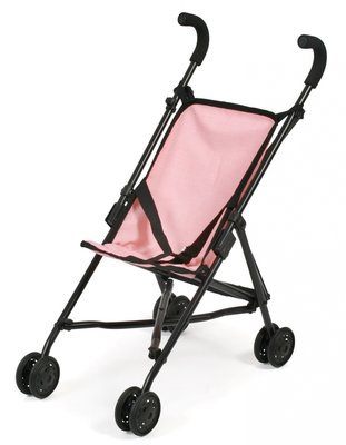 Bayer chic Poppen buggy Roma (abrikoos)