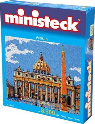 Ministeck Vaticaan (8300-delig