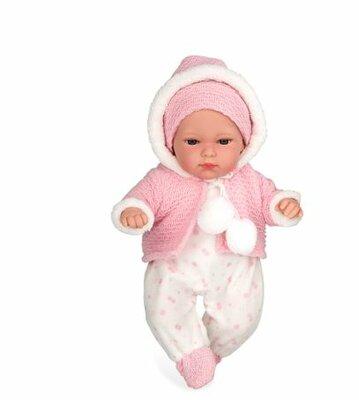 Arias Baby Pop Blank Erea 33 Cm Rose
