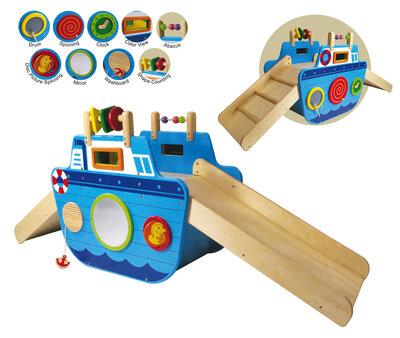 I'm Toy Grote speelboot 51 x 189 x 72 cm