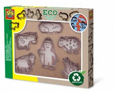 Ses Eco - Klei Uitsteekvormen