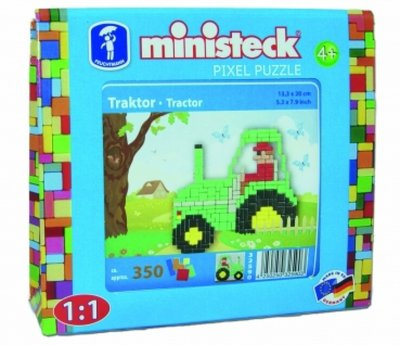 Ministeck Tractor (Ca. 350-Delig)