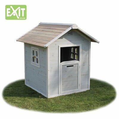 Exit Beach 100 houten speelhuisje