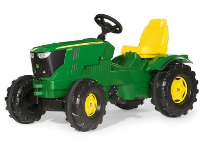 Rolly Toys FarmTrac John Deere 6210 - Traptractor
