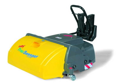 Rolly Toys Sweeper Veegmachine Frontmontage