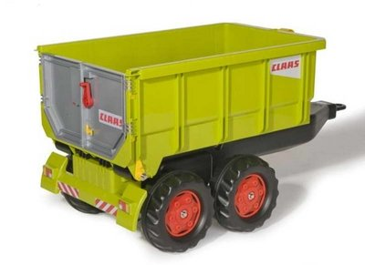 Rolly Toys container aanhanger Claas