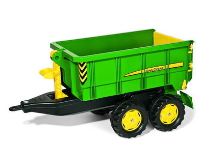 Rolly toys afzetcontainer John Deere