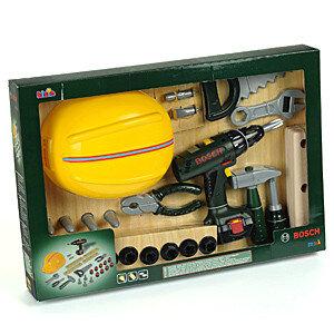Bosch speelgoed gereedschap set (36-delig)