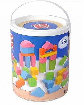 Heros blokkenton 75 stuks Happy Color