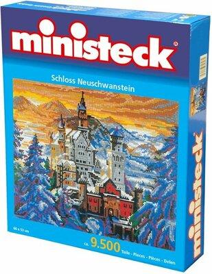 Ministeck Neu Schwanstein (9500-delig) standdaarddoos
