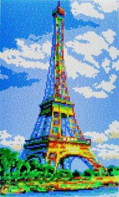 Ministeck Eiffeltoren 6300 delig