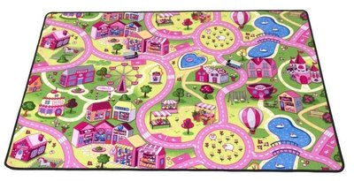 Speelkleed Sweet City 95x200