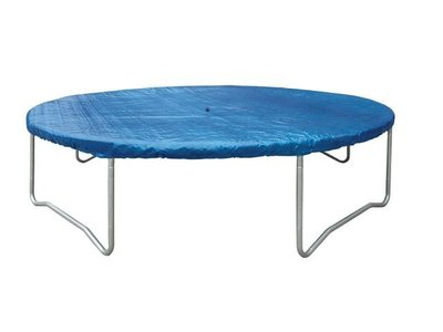 Game On Sport Trampoline 423 Hoes Blauw