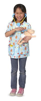 Melissa & Doug  Verkleedkleding Babydokter
