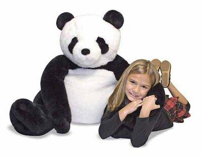 Melissa & Doug  Pluchen panda
