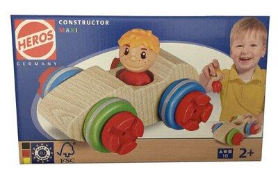 Heros Constructor maxi (auto + figuur)