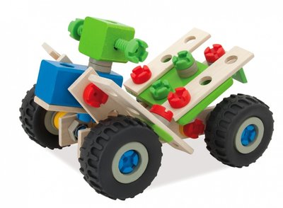 Heros Constructor Quad (100-delig)
