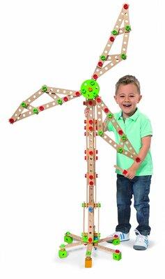 Heros Constructor windmolen (300-delig)