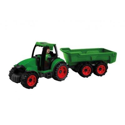 Lena Truckies Tractor Met Aanhanger