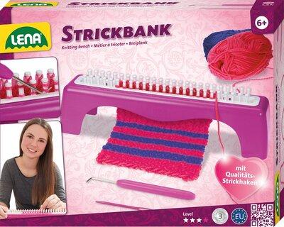 Lena Breibank recht met wol