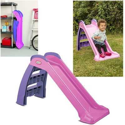 Little tikes first slide roze glijbaan