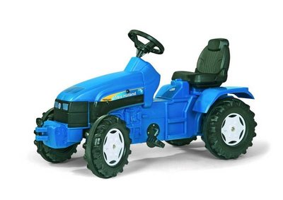 Rolly Toys New Holland TM 175 Traptrekker