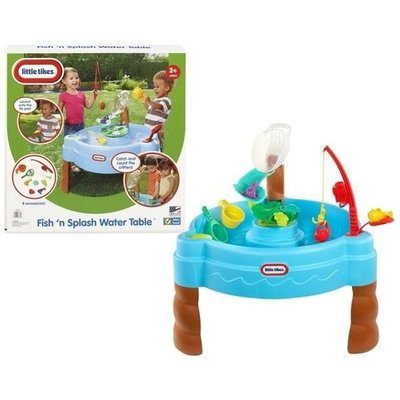 Little Tikes Watertafel vis spel