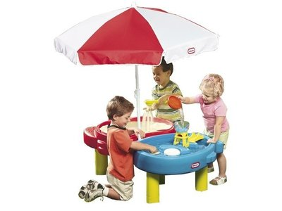 Little Tikes zand & water tafel