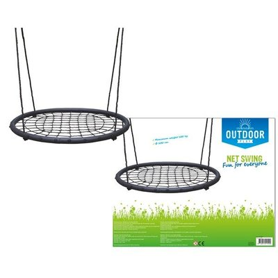 Outdoor play Net swing Schommel 100 cm