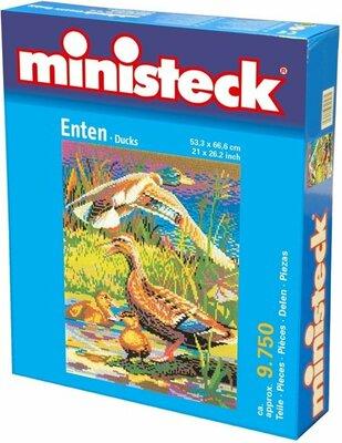 Ministeck Eenden, ca. 9750-delig