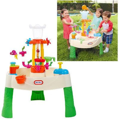 Little Tikes Watertafel Fountain Factory