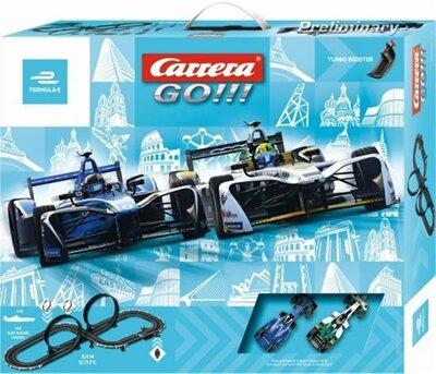 Carrera GO!!! Formula E - Racebaan