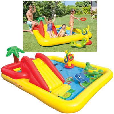 INTEX OCEAN SET 254X196X79CM