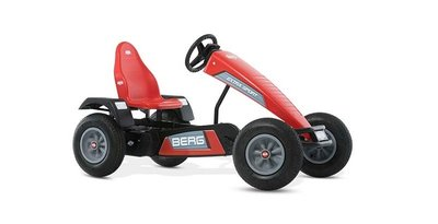 Skelter BERG Extra Sport Red E-BFR