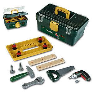 Bosch speelgoed gereedschapkist met accuschroevendraaier