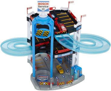 Bosch Garage (3-decks + 2 autos)